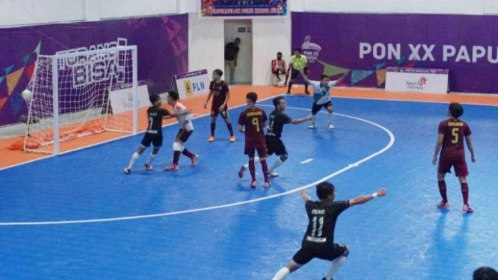 Kalah Telak dari NTB, Futsal Jatim Gagal Raih Medali Perunggu di PON XX Papua