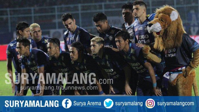 Ini yang Terjadi Jika Arema FC Menang atau Seri Melawan Madura United