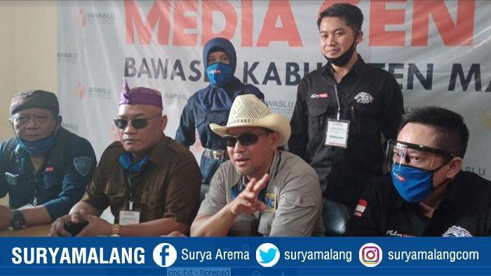 Malang Jejeg Sanjung Bawaslu Kabupaten Malang, Sebut Telah Bertindak Profesional