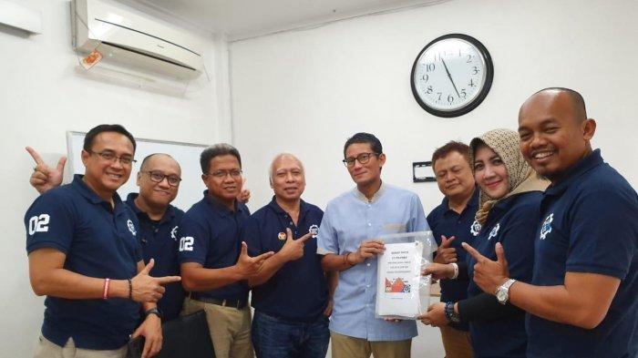 Pascal Alumni ITS Bersama Kopassandi Laporkan Kecurangan Pilpres Di Jatim Ke BPN Prabowo-Sandi