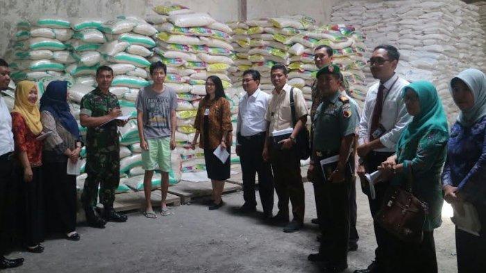 Kendalikan Harga, Tim Pengendalian Inflasi Daerah Kota Malang Pantau Harga Beras dan Garam