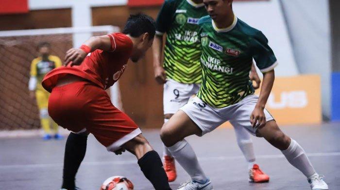 Perbanas Jakarta, STIE BP Jakarta & UTP Surakarta ke Semifinal LIMA Futsal Nationals Season 7 2019