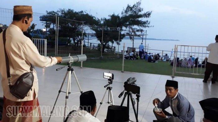 Hilal Tak Terlihat di Lamongan, Puasa Diisti'malkan sehingga 1 Syawal Jatuh pada 5 Juni 2019