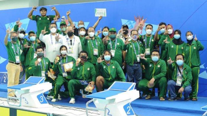 Tim Selam Jatim Borong 4 Medali Emas dan Catat Rekor Nasional Baru di PON XX Papua