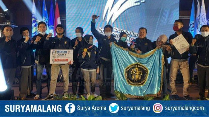 Desain Ulang Ruang Akomodasi Penumpang Kapal Ro-Ro Sesuai Prokes Tim UB Rebut Gelar Juara di KKCTBN