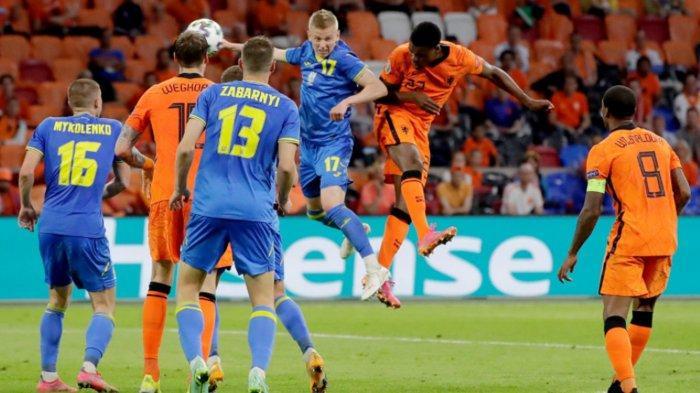 Hasil Skor Belanda vs Ukraina Adalah 3-2, Saling Kejar 5 Gol Hanya di Babak Kedua