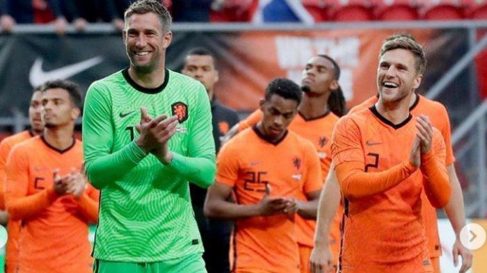 Jadwal Siaran Langsung Euro 2020 Live MNCTV, RCTI, iNews, dan Mola TV, Belanda Vs Ukraina Malam Ini