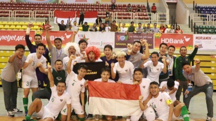 Daftar Pemain yang Ikut TC Timnas Futsal Indonesia di Surabaya