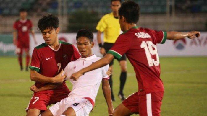 Posisi Indonesia di Klasemen Grup B Piala AFF 2017 Berubah, Terancam Tidak Lolos ke Semifinal