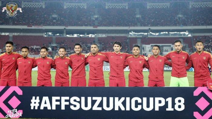 Timnas Indonesia dan Malaysia Punya Nasib Sama saat Jalani Laga Kedua Fase Grup Piala AFF 2018
