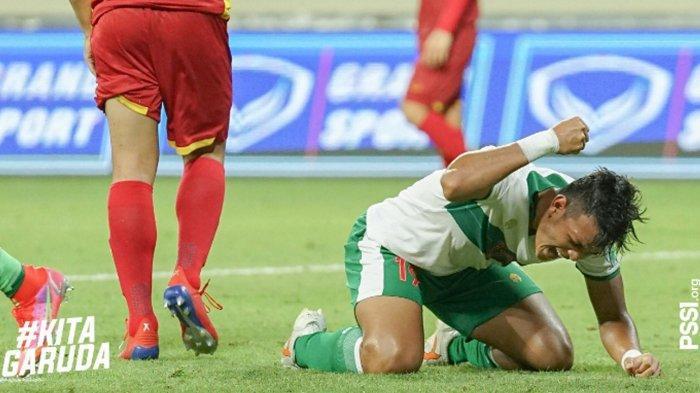 Kondisi Mental Timnas Indonesia Setelah Kalah 0-4 Dari Vietnam, Shin Tae-yong : Perbarui Suasana Tim