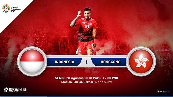 Hasil Skor Timnas Indonesia U23 Vs Hong Kong, Momen Penting Selama Babak Pertama