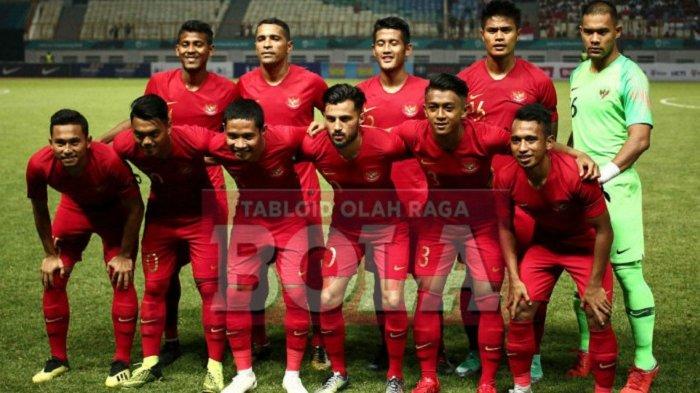 Hasil Skor Babak Pertama Timnas Indonesia Vs Hong Kong 1-0, Gol Tunggal Oleh Beto