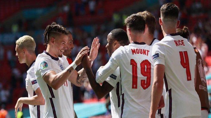 Hasil Skor Inggris Vs Kroasia Adalah 1-0, Kemenangan Pertama Sejak Tahun 1968 di Laga Perdana Euro