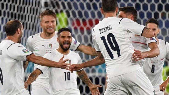 Jadwal Siaran Langsung Piala Eropa Malam Ini, Italia Vs Swiss Jam 02.00 WIB, Azzurri Berburu Menang