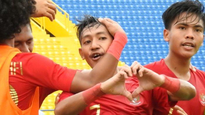 Timnas Indonesia Menang Telak 6-1, Hasil Skor Timnas U-18 Indonesia Vs Brunei Darussalam Piala AFF