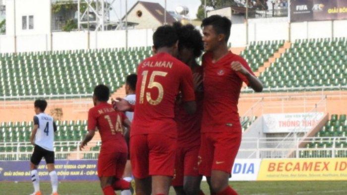 Hasil Skor Timnas U-18 Indonesia Vs Myanmar Seri 1-1, Jadi Juara Grup ke Semifinal Piala AFF U-18