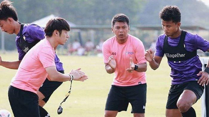 Timnas U-19 Indonesia 3 Kali Kalah di 3 Uji Coba di Thailand, Shin Tae-Yong Justru Merasa Senang