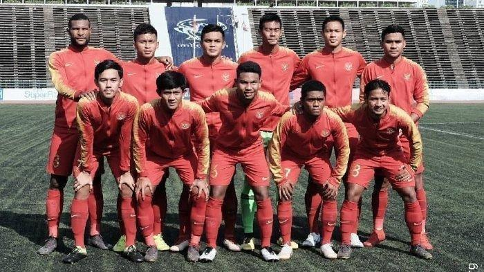 Daftar 26 Pemain Timnas U-23 Indonesia Tanpa Pemain di Luar Neger, Akan Bertanding Saat Lebaran