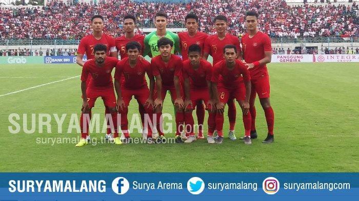 Daftar Nama 23 Pemain Timnas U-22 Indonesia untuk Piala AFF, Osvaldo Haay Masuk-Tanpa Saddil Ramdani