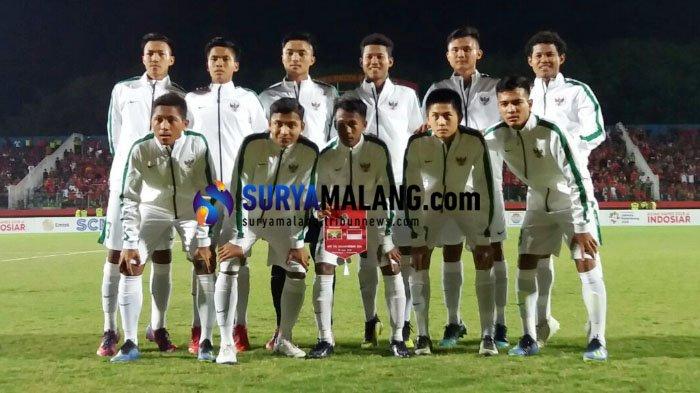 Tak Banyak Lakukan Rotasi saat Hadapi Myanmar, Ini Makna Tersembunyi Pelatih Timnas U-16
