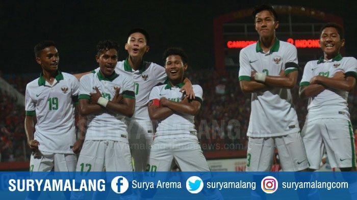 Jadwal dan Link Live Streaming Timnas Indonesia U-16 di Piala Asia U-16 2018, Mulai Besok di MNC TV