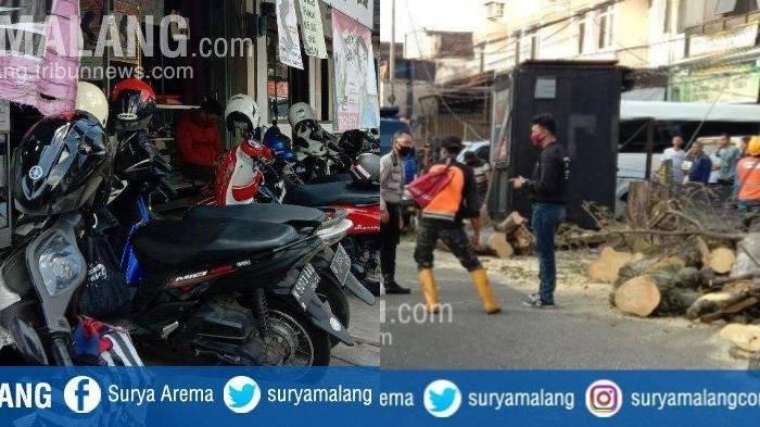 Berita Malang Hari Ini 2 Agustus 2020 Populer: Maling Helm Terekam CCTV & Pohon 25 Meter Tumbang