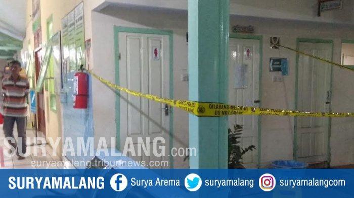 Polisi Akan Mengotopsi Bayi Yang Diduga Dibuang ABG Di Toilet Puskesmas Tulungagung