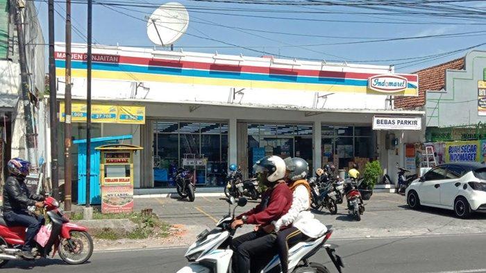 Pencuri Bobol Toko Indomaret di Malang dan Bawa Kabur Rokok