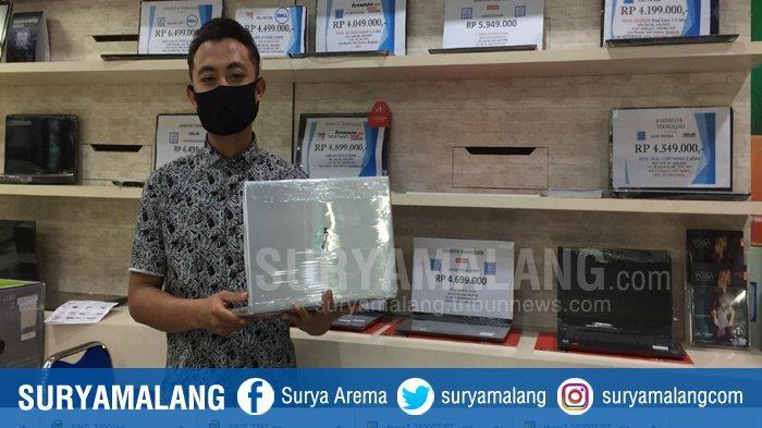 Penjualan dan Service Laptop di Kota Malang Sedikit Menggeliat Selama Masa Belajar Daring