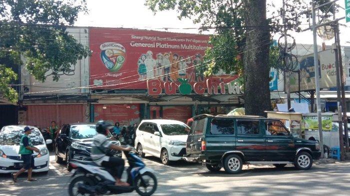 Buchi Kids Toko Perlengkapan Bayi di Jalan Patimura Kota Malang Dibobol Maling