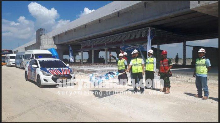 Jalan Tol Krian, Legundi, Bunder & Manyar (KLBM) Gagal Digunakan untuk Mudik Lebaran, Ini Alasannya