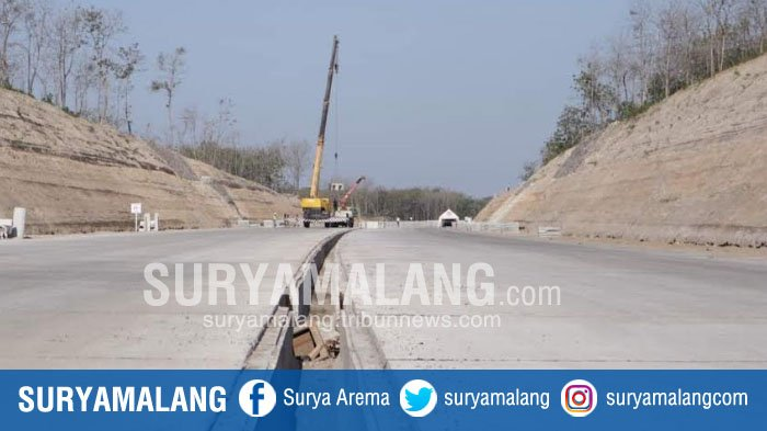 Jokowi: Tol Jakarta-Surabaya Segera Tersambung Penuh, Tol Ngawi-Solo Delapan Hari Digratiskan