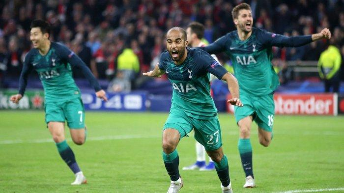Hasil Skor Ajax Vs Tottenham Hotspur 2-3, Drama Comeback Lagi di Liga Champions, Spurs ke Final !