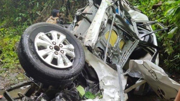 Kronologi Mobil Kijang Jatuh ke Jurang di Ampelgading Malang, Ini Identitas Korban Tewas dan Selamat