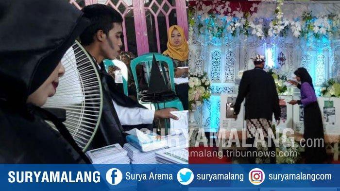 TPS Unik di Malang, Ada yang Menyeramkan & Ada yang Bernuansa Resepsi Pernikahan