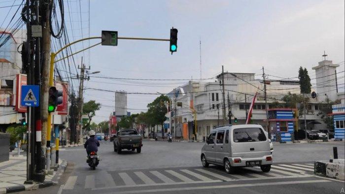 Optimalkan Traffic Light di Dua Titik, Dishub Kota Malang Bangun ATCS