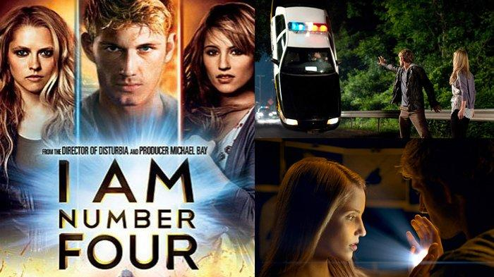 Trailer & Sinopsis Film I Am Number Four di GTV Minggu 29 September, Kisah Cinta Alien & Manusia