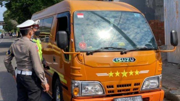Travel Gelap dari Wonogiri ke Surabaya Kepergok Polisi, Polres Ponorogo: Tak Ada Dokumen Perjalanan