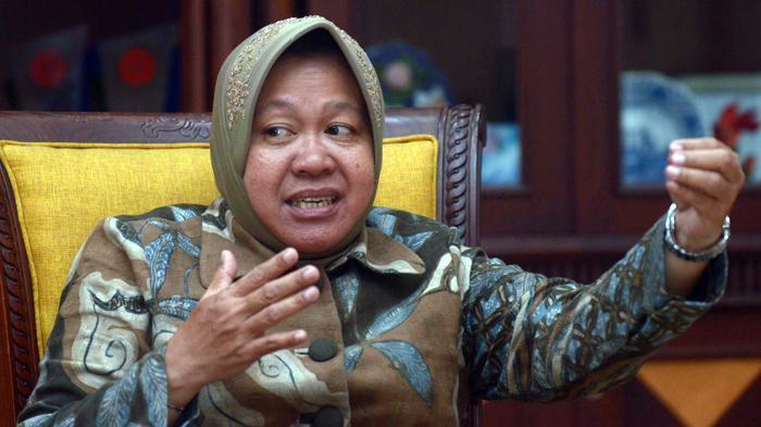 Melihat Peluang Bu Risma Menjadi Menteri Sosial, Dikabarkan Sudah di Jakarta Menemui Presiden Jokowi