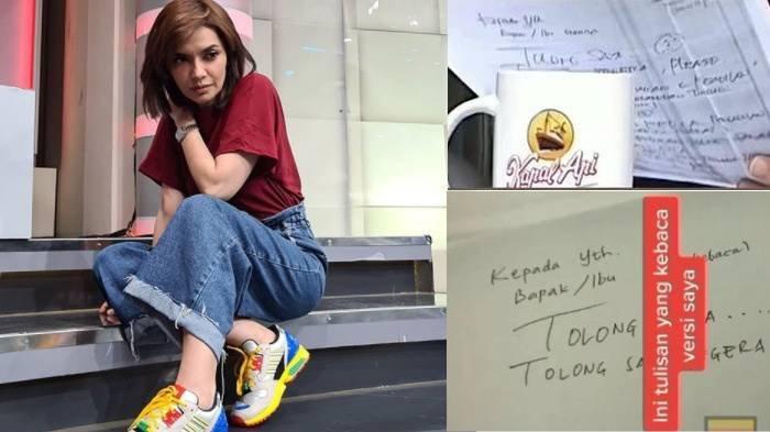 Permintaan Najwa Shihab Setelah 'Kode Minta Tolong' ke Kamera Viral, Titip Pesan Berani Ambil Sikap