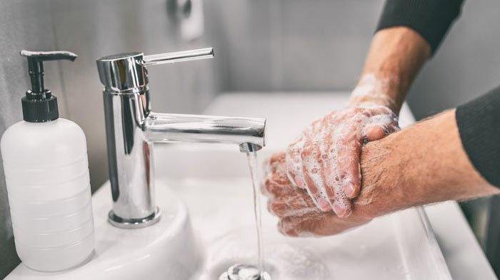 Tutorial Cara Cuci Tangan & Pakai Hand Sanitizer yang Benar, Bisa untuk Cegah Tertular Virus Corona