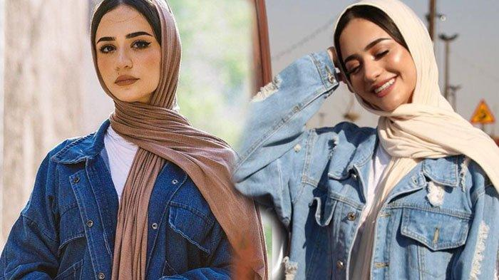 Tutorial Hijab untuk Hari Raya Idul Fitri Sesuai Bentuk Wajah, Simple & Elegan, Hanya Butuh 5 Menit