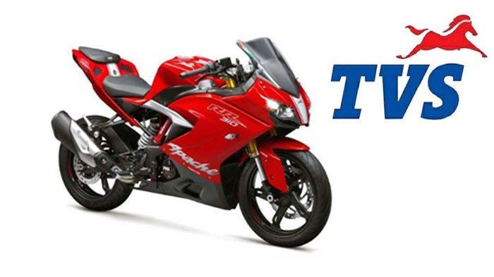 Spesifikasi TVS Apache 310, Moge Seharga Rp 43 juta!