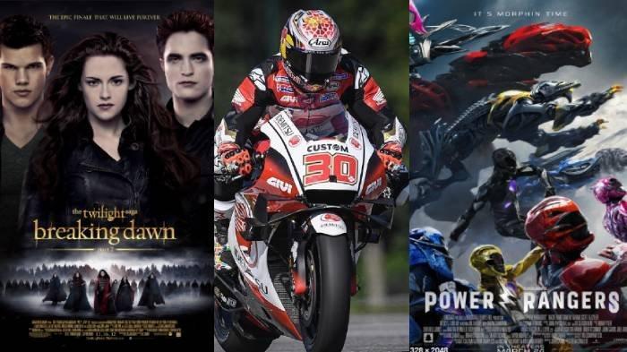 Jadwal Acara TV Hari Ini Sabtu 8 Agustus SCTV GTV Trans TV RCTI: Twilight Saga & Kualifikasi MotoGP