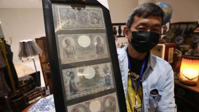 Penampakan Uang Seri Wayang Era Hindia Belanda, Kini Dipatok Seharga Rp 1,5 Miliar