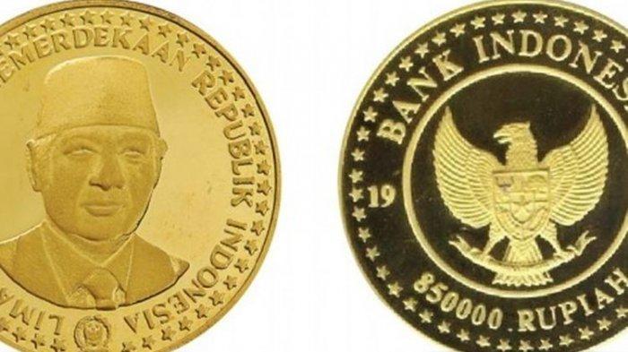 Daftar Uang Khusus Kemerdekaan Indonesia dari Masa ke Masa, Ada Pecahan Rp 750 dan Rp 850.000