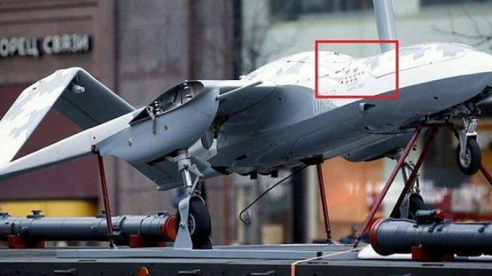 Senjata Mematikan Milik Rusia Ini Bernama Korsar, Lihat Jumlah Bintang di Tanda Warna Merah