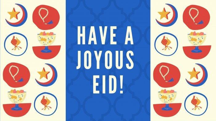 Ucapan Pantun Lebaran 2021 Terbaru & Selamat Hari Raya Idul Fitri 2021, Cocok untuk Teman & Keluarga