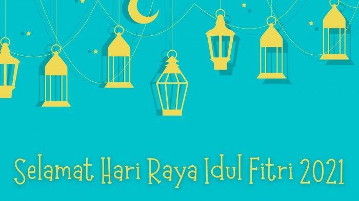 Ucapan Pantun Lebaran & Kata Mutiara Selamat Idul Fitri 2021 Bahasa Jawa, Cocok untuk Keluarga